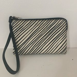 Coach designer wrist purse
